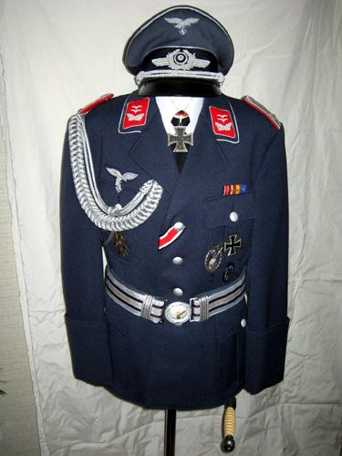軍服 (ドイツ国防軍空軍